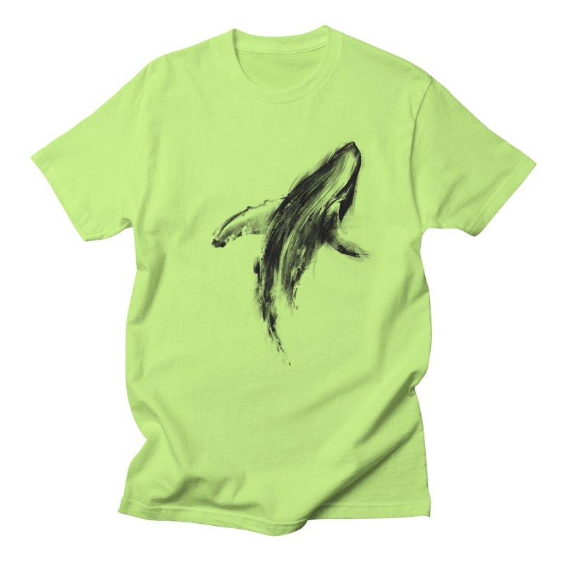 Whale Men's Regular T-Shirt by kdeuce's Artist Shop