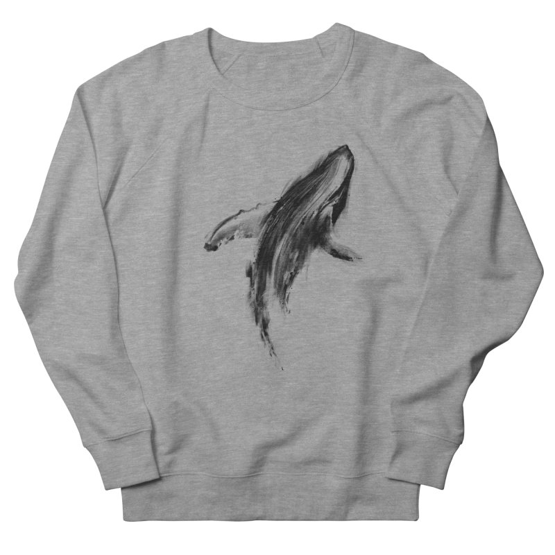 Whale Women's Sweatshirt by kdeuce's Artist Shop