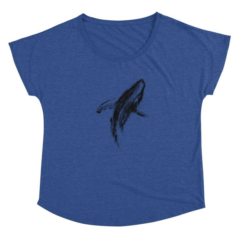 Whale Women's Dolman by kdeuce's Artist Shop