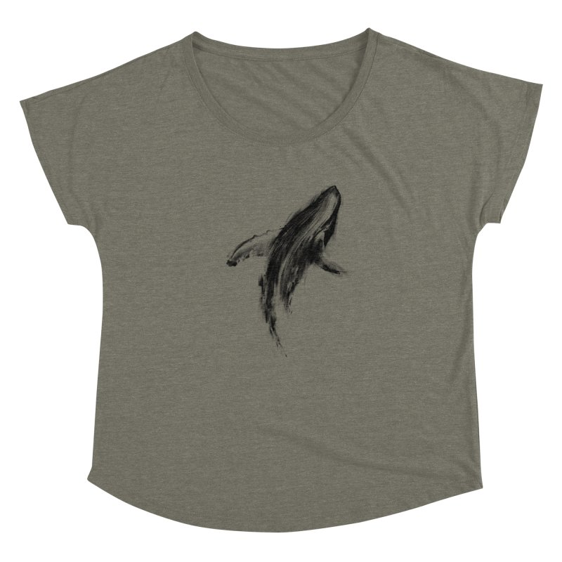 Whale Women's Dolman by kdeuce's Artist Shop
