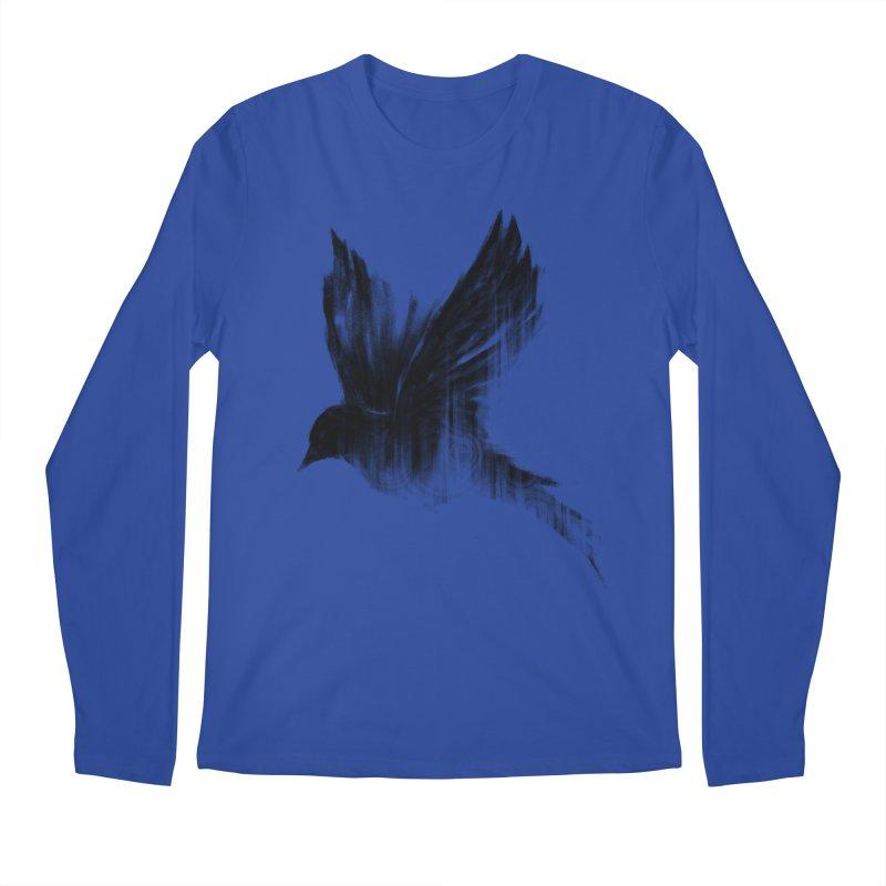 Birdy Men's Longsleeve T-Shirt by kdeuce's Artist Shop