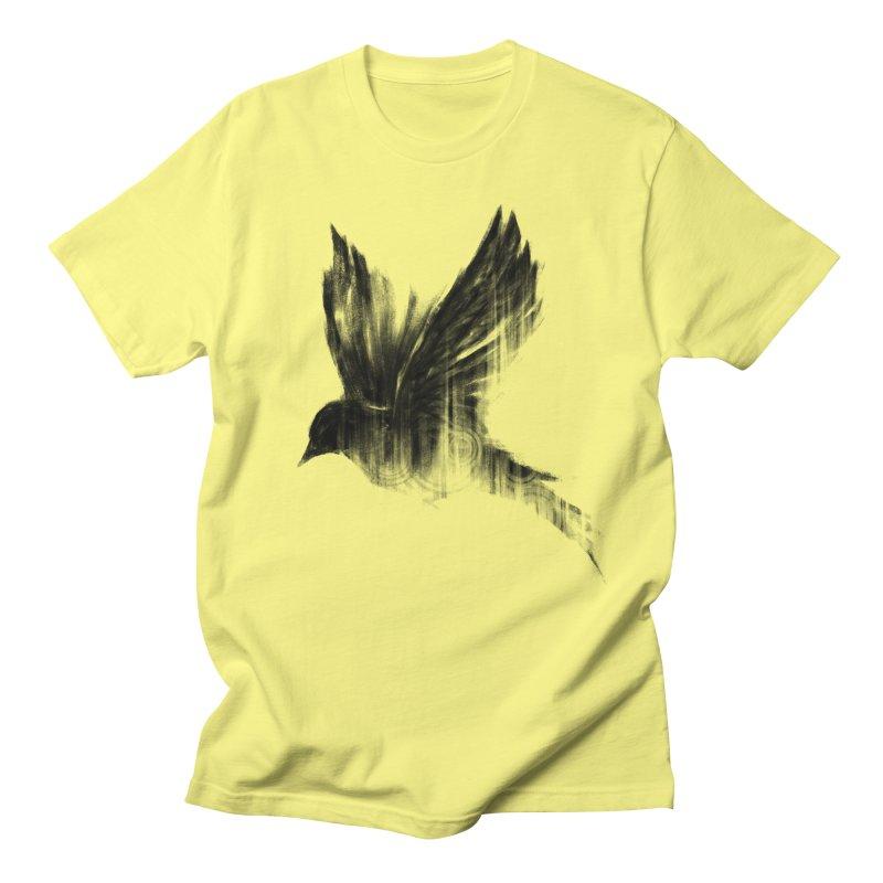 Birdy Men's Regular T-Shirt by kdeuce's Artist Shop