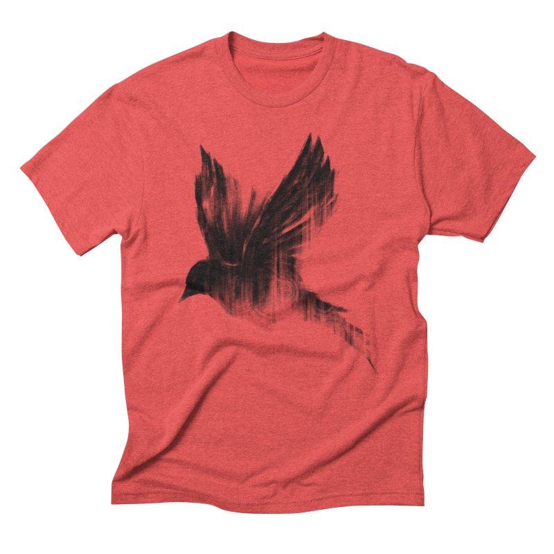 Birdy Men's Triblend T-Shirt by kdeuce's Artist Shop