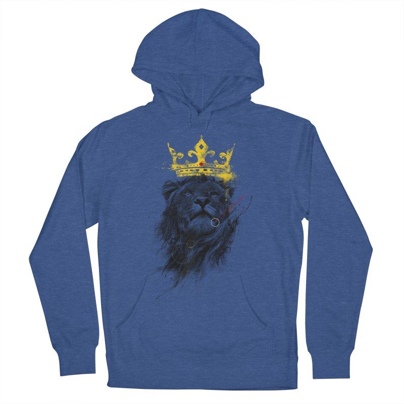 Kitty King Women's Pullover Hoody by kdeuce's Artist Shop