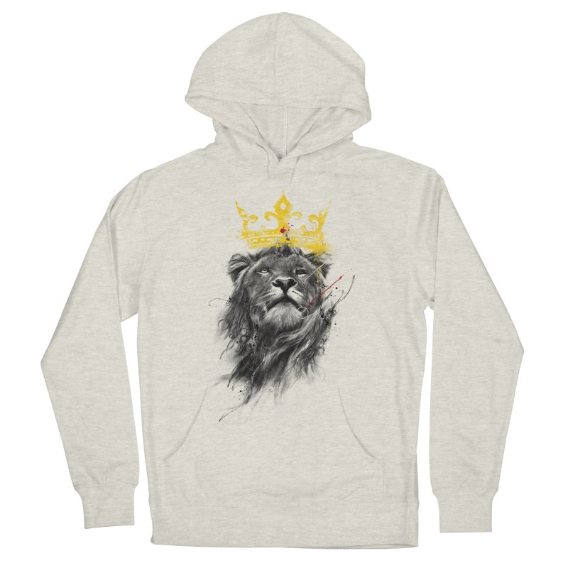 Kitty King Women's Pullover Hoody by kdeuce's Artist Shop
