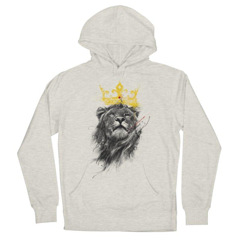 Kitty King Men's Pullover Hoody by kdeuce's Artist Shop