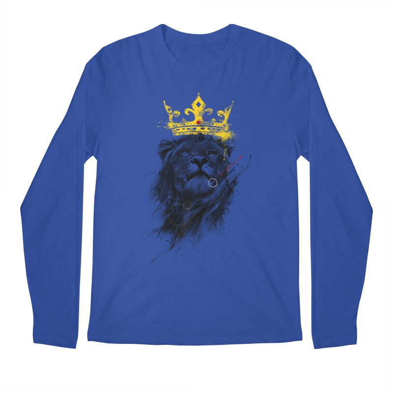 Kitty King Men's Longsleeve T-Shirt by kdeuce's Artist Shop