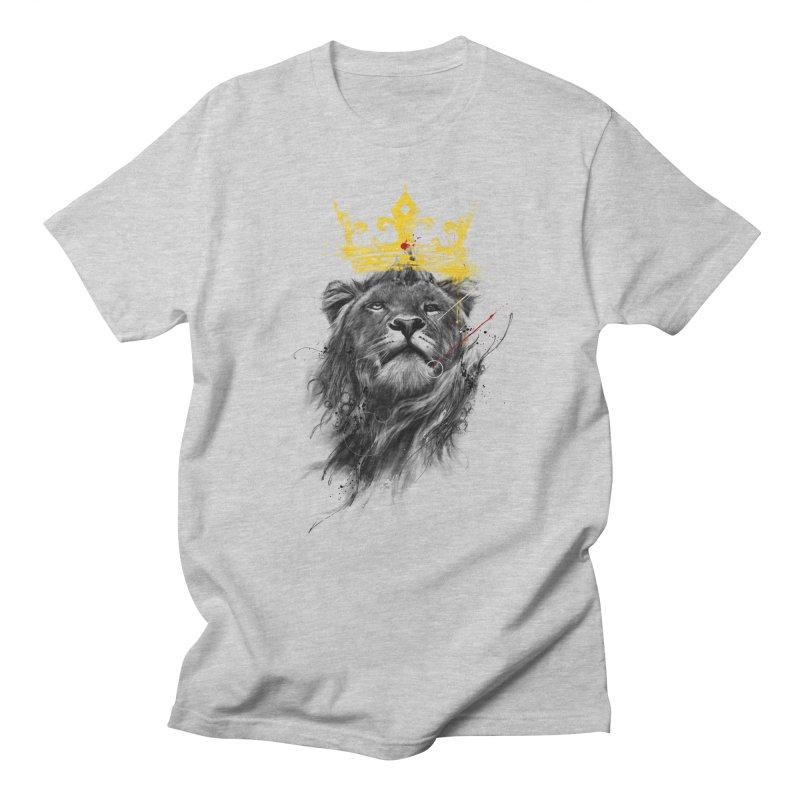 Kitty King Men's Regular T-Shirt by kdeuce's Artist Shop