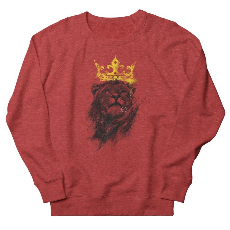 Kitty King Women's Sweatshirt by kdeuce's Artist Shop