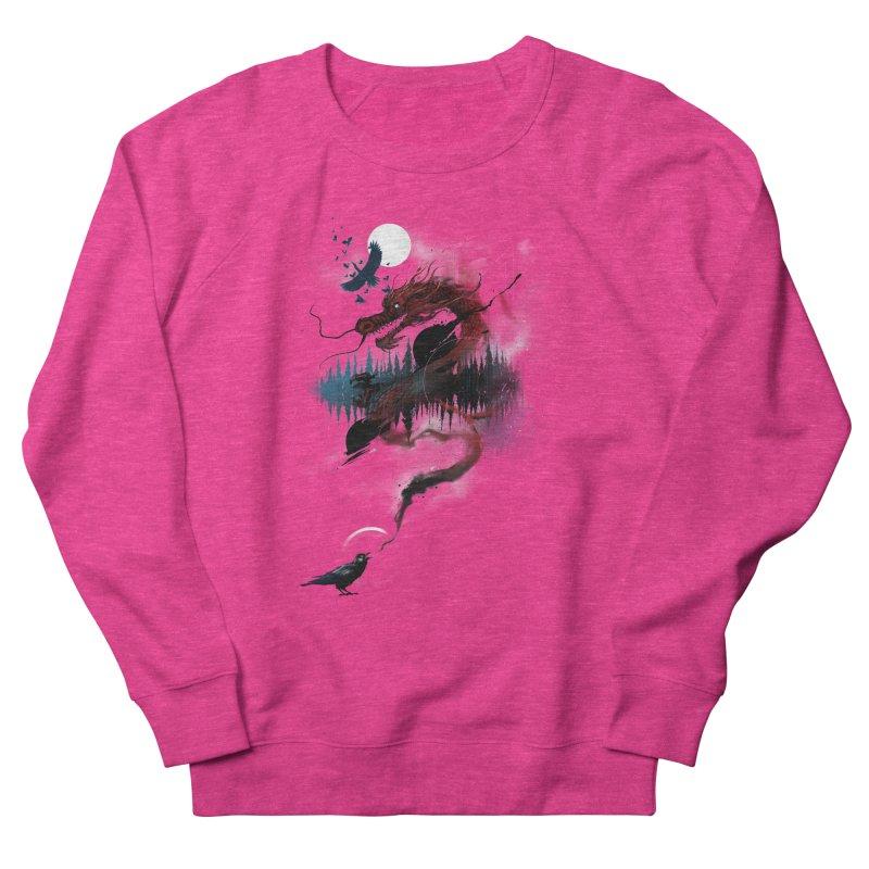 Nebulous Nightingale Women's Sweatshirt by kdeuce's Artist Shop