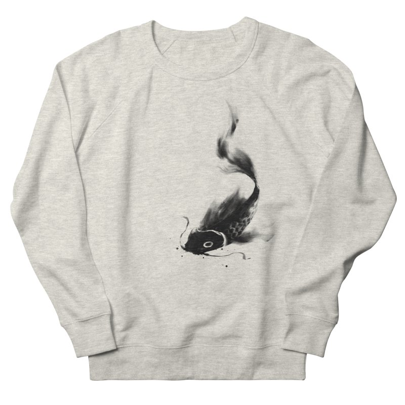 Koi Wash Women's Sweatshirt by kdeuce's Artist Shop