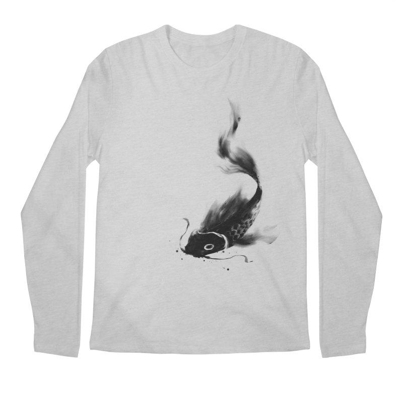 Koi Wash Men's Longsleeve T-Shirt by kdeuce's Artist Shop