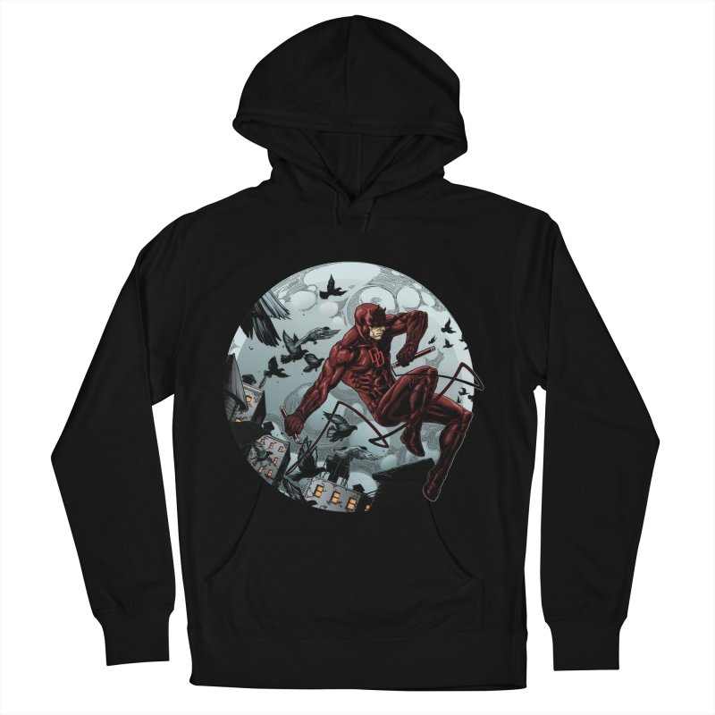 Fearless Men's Pullover Hoody by Keatopia Apparel