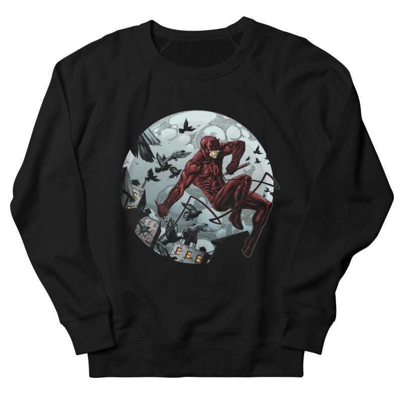 Fearless Men's Sweatshirt by Keatopia Apparel