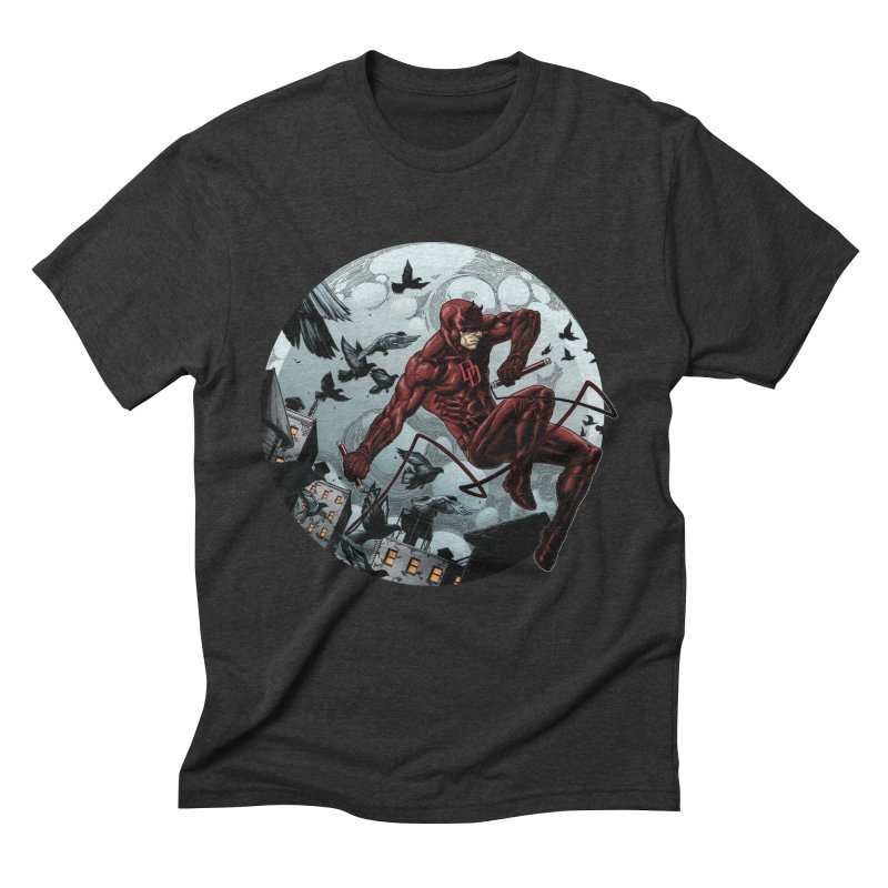 Fearless Men's Triblend T-Shirt by Keatopia Apparel