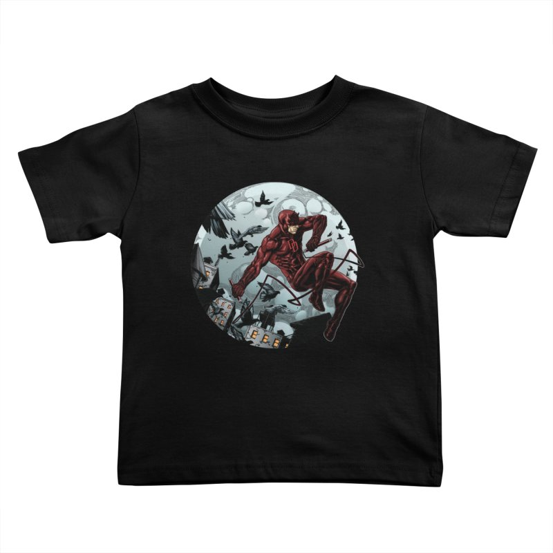 Fearless Kids Toddler T-Shirt by Keatopia Apparel
