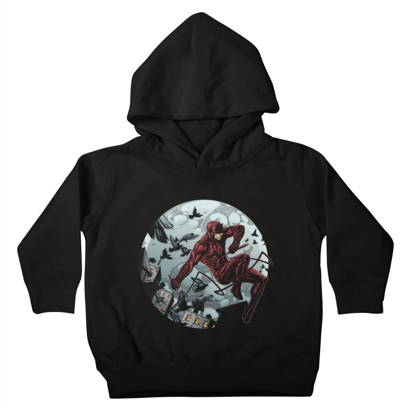 Fearless Kids Toddler Pullover Hoody by Keatopia Apparel