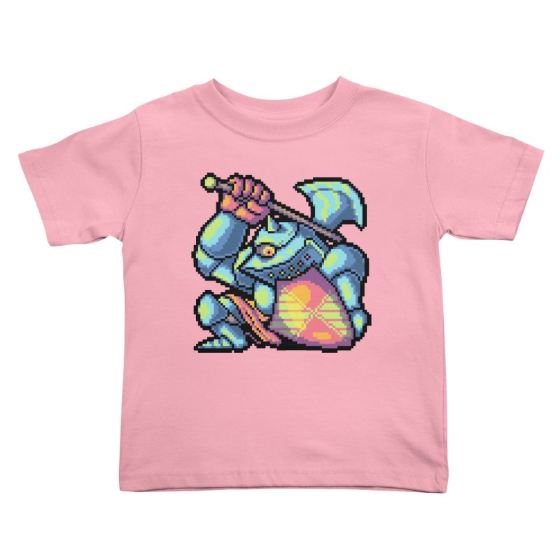 Knight Errant  Kids Toddler T-Shirt by Things You Might Find In A Dungeon