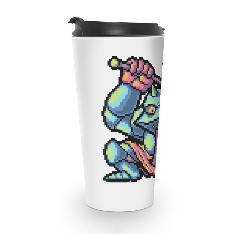 Knight Errant  Accessories Travel Mug by Things You Might Find In A Dungeon