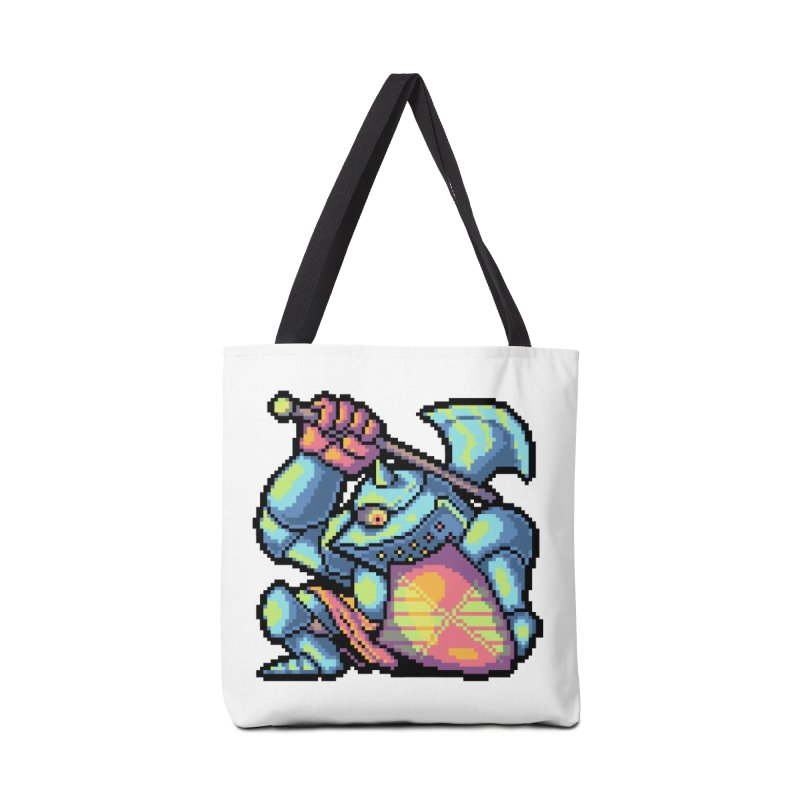 Knight Errant  Accessories Tote Bag Bag by Things You Might Find In A Dungeon