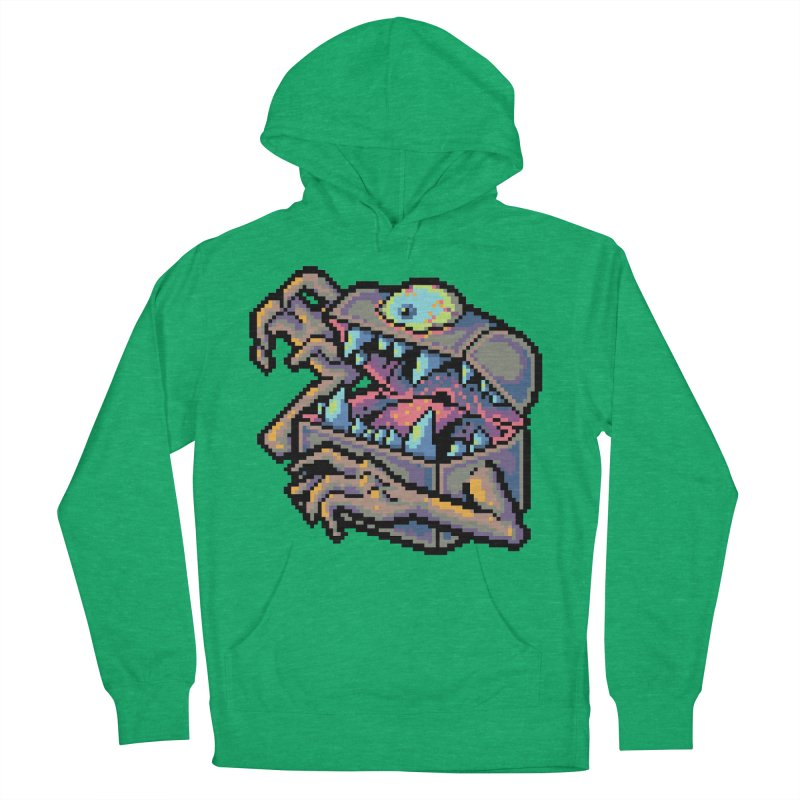 A Deadly Mimic Men's French Terry Pullover Hoody by Things You Might Find In A Dungeon