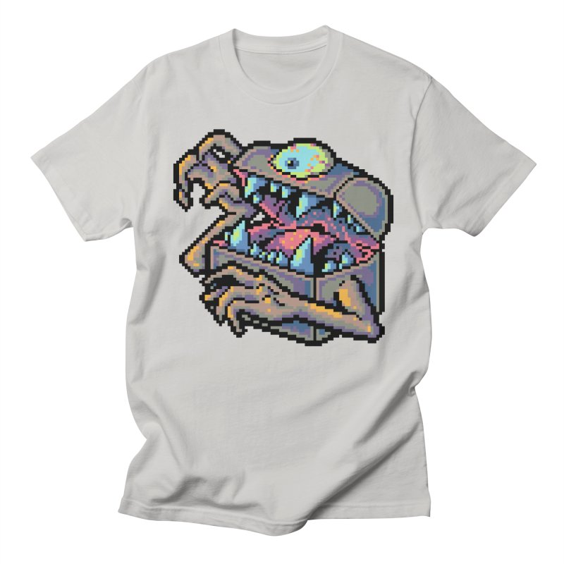 A Deadly Mimic Men's Regular T-Shirt by Things You Might Find In A Dungeon