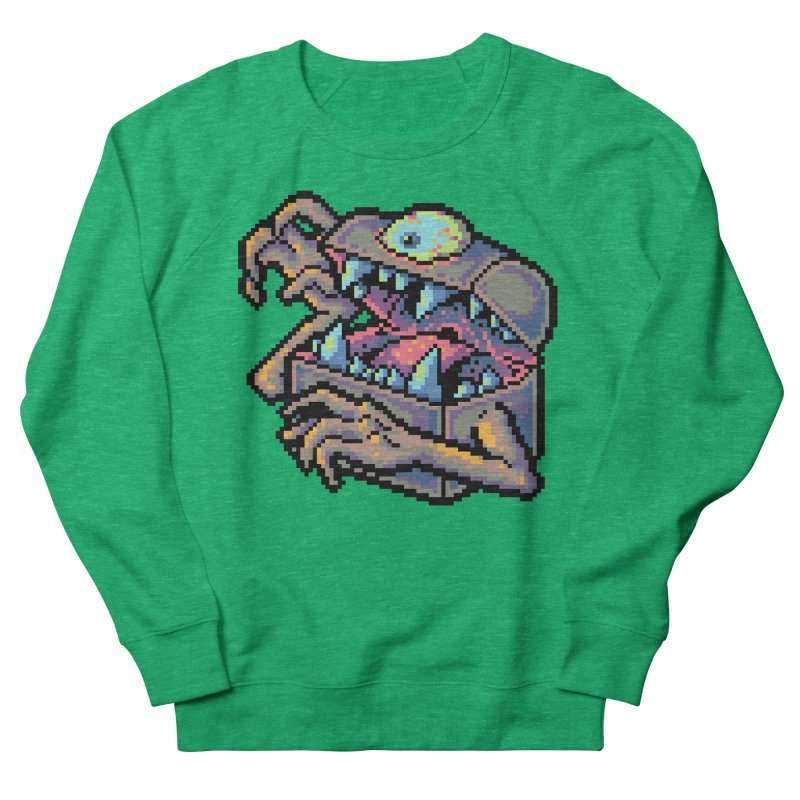 A Deadly Mimic Men's French Terry Sweatshirt by Things You Might Find In A Dungeon