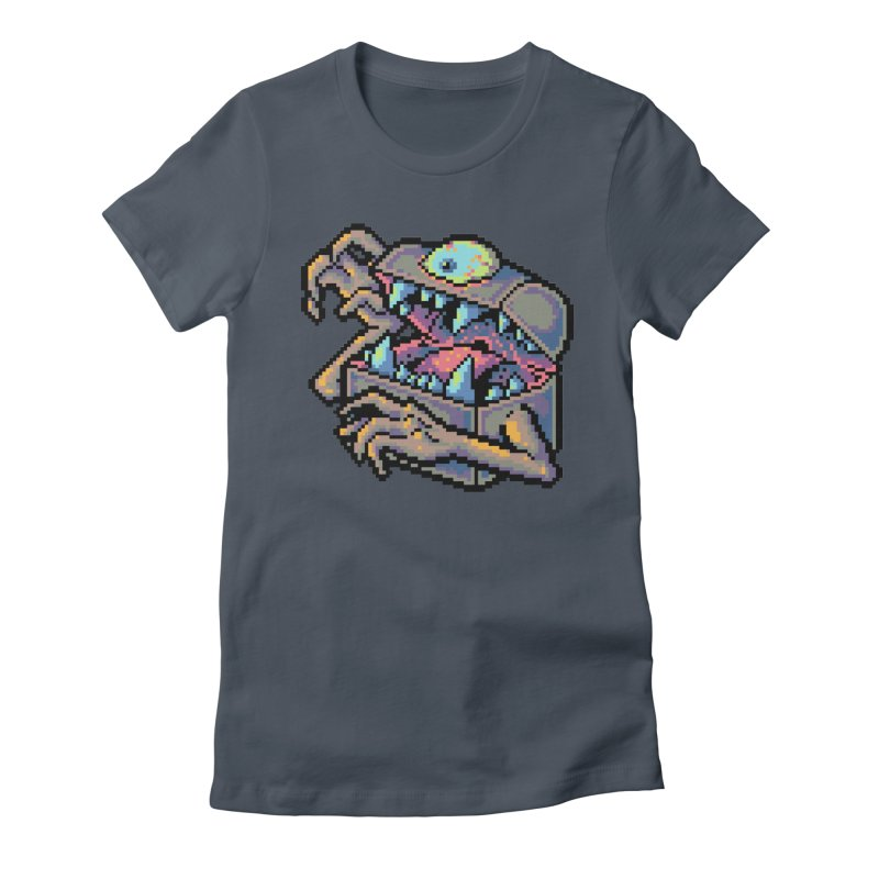 A Deadly Mimic Women's T-Shirt by Things You Might Find In A Dungeon