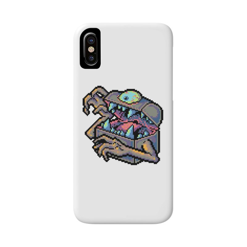 A Deadly Mimic Accessories Phone Case by Things You Might Find In A Dungeon