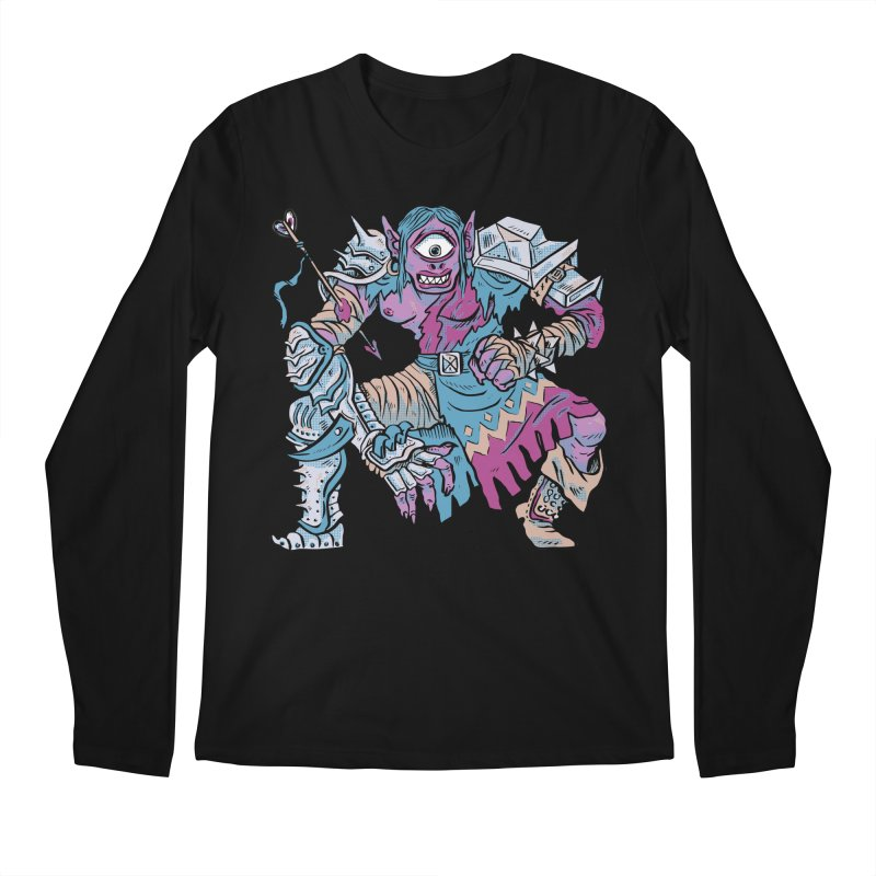 Moira the Challenger Men's Regular Longsleeve T-Shirt by Things You Might Find In A Dungeon