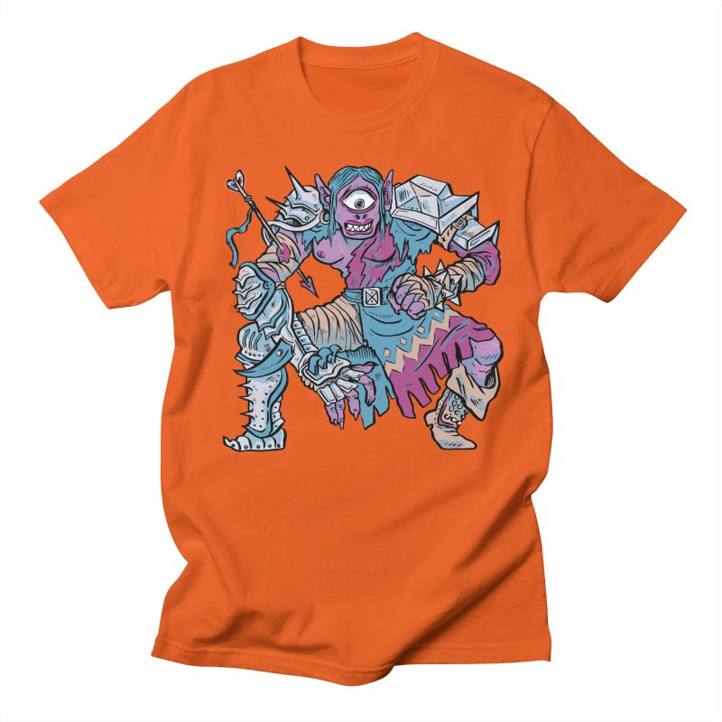 Moira the Challenger Men's Regular T-Shirt by Things You Might Find In A Dungeon
