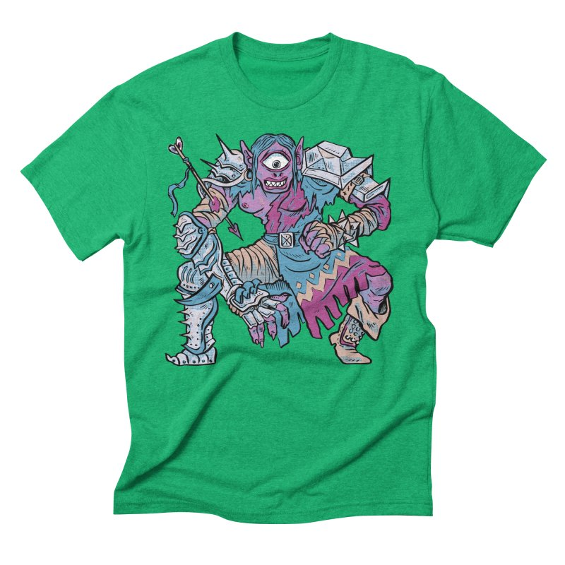 Moira the Challenger Men's Triblend T-Shirt by Things You Might Find In A Dungeon