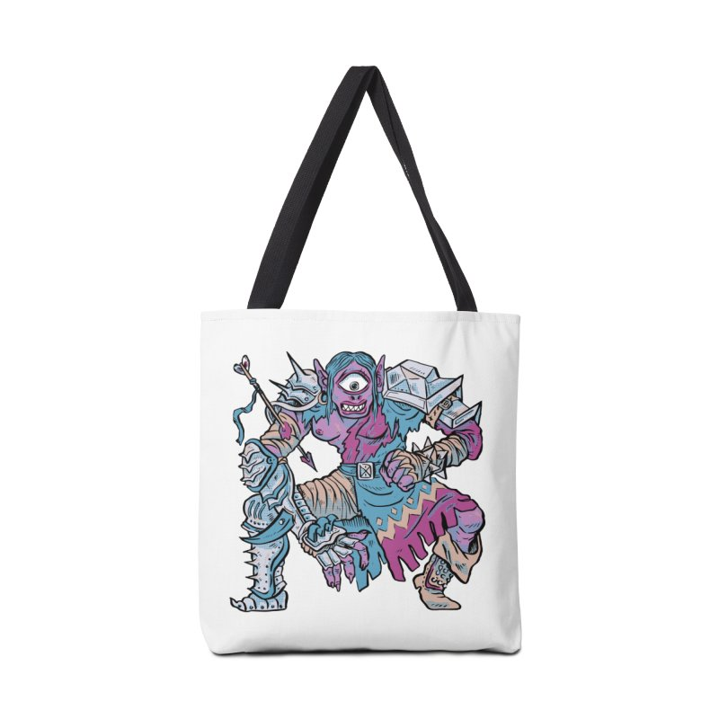 Moira the Challenger Accessories Tote Bag Bag by Things You Might Find In A Dungeon