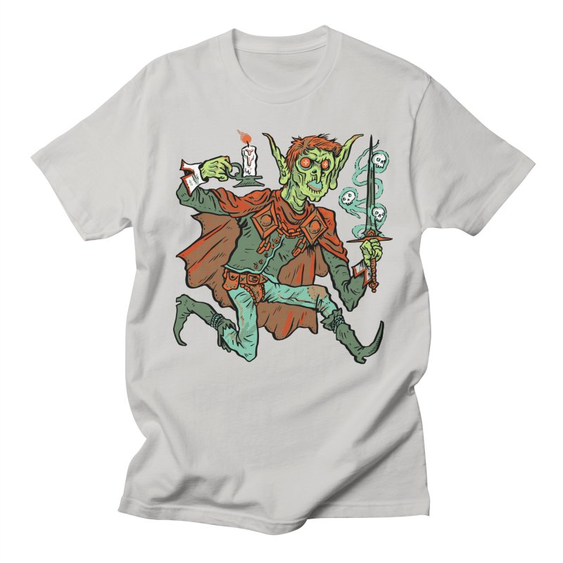 Gluborg Duke of Shadows Men's Regular T-Shirt by Things You Might Find In A Dungeon