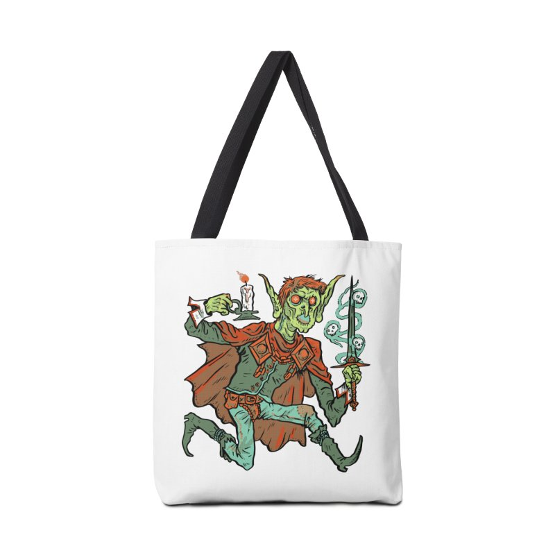 Gluborg Duke of Shadows Accessories Tote Bag Bag by Things You Might Find In A Dungeon