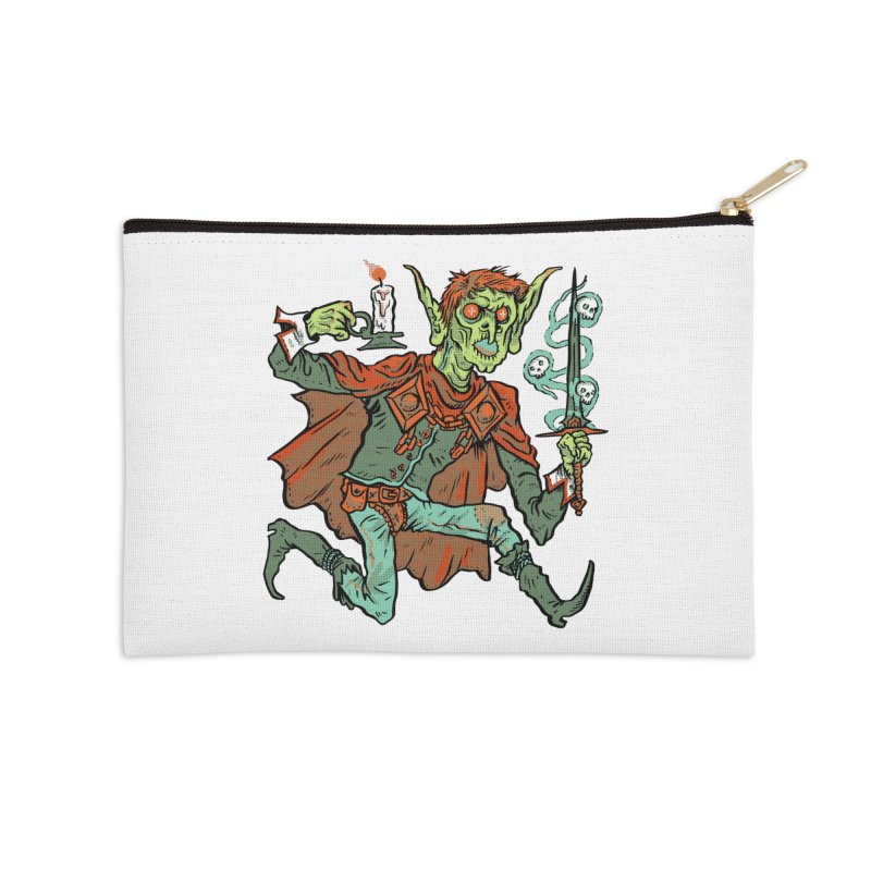 Gluborg Duke of Shadows Accessories Zip Pouch by Things You Might Find In A Dungeon