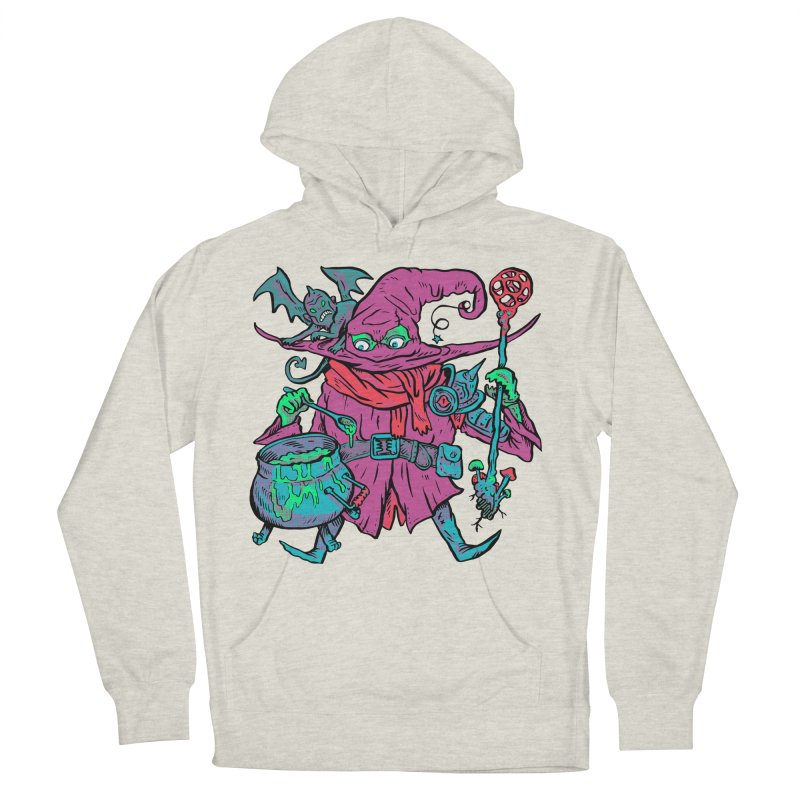 Gaynor the Magician Women's French Terry Pullover Hoody by Things You Might Find In A Dungeon