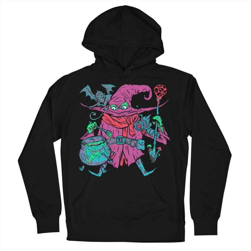 Gaynor the Magician Men's French Terry Pullover Hoody by Things You Might Find In A Dungeon