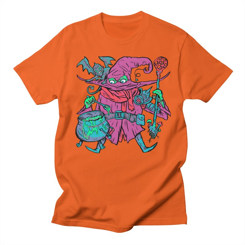Gaynor the Magician Men's Regular T-Shirt by Things You Might Find In A Dungeon