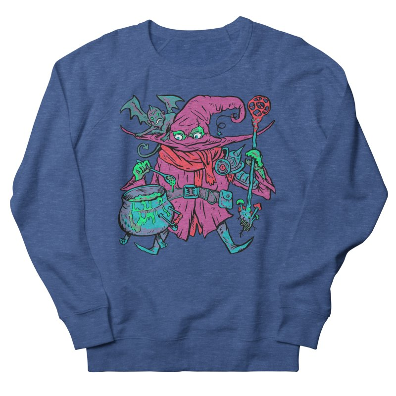 Gaynor the Magician Women's French Terry Sweatshirt by Things You Might Find In A Dungeon
