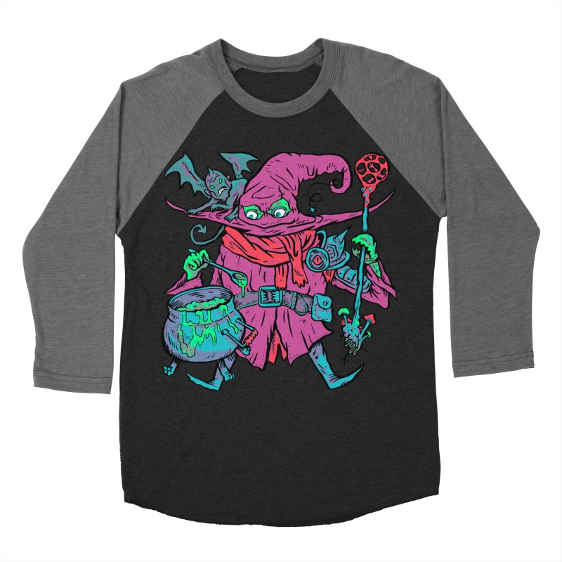 Gaynor the Magician Women's Baseball Triblend Longsleeve T-Shirt by Things You Might Find In A Dungeon