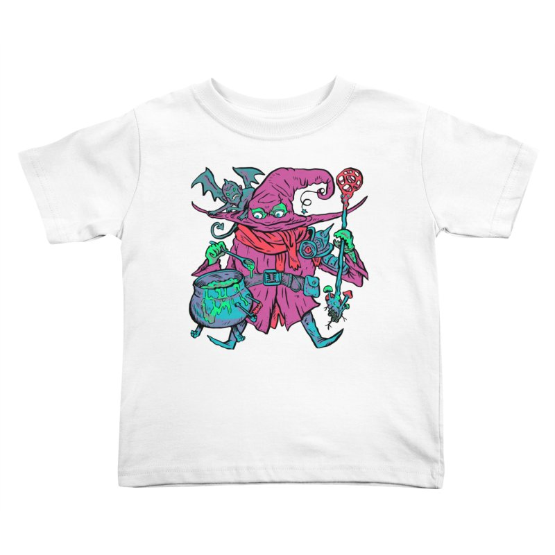 Gaynor the Magician Kids Toddler T-Shirt by Things You Might Find In A Dungeon