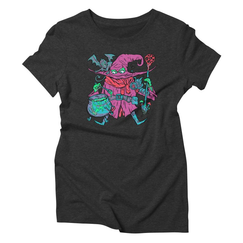 Gaynor the Magician Women's Triblend T-Shirt by Things You Might Find In A Dungeon