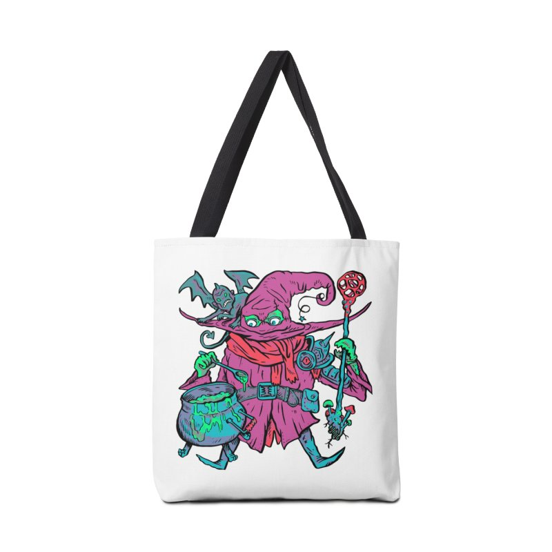 Gaynor the Magician Accessories Tote Bag Bag by Things You Might Find In A Dungeon