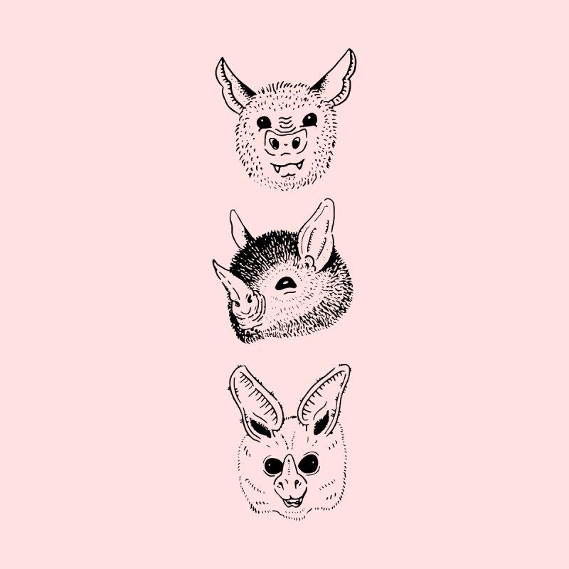 Bat Faces by