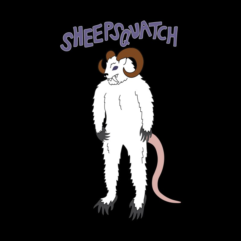 Sheepsquatch by