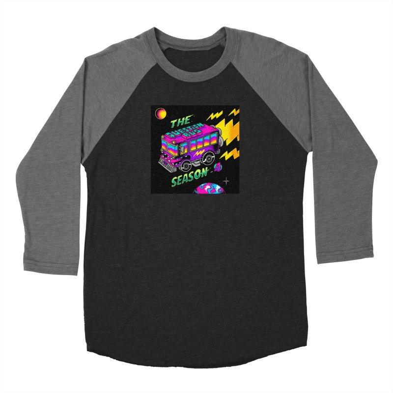 The Question Bus: Season 4 Logo Men's Longsleeve T-Shirt by Keir Miron's Artist Shop