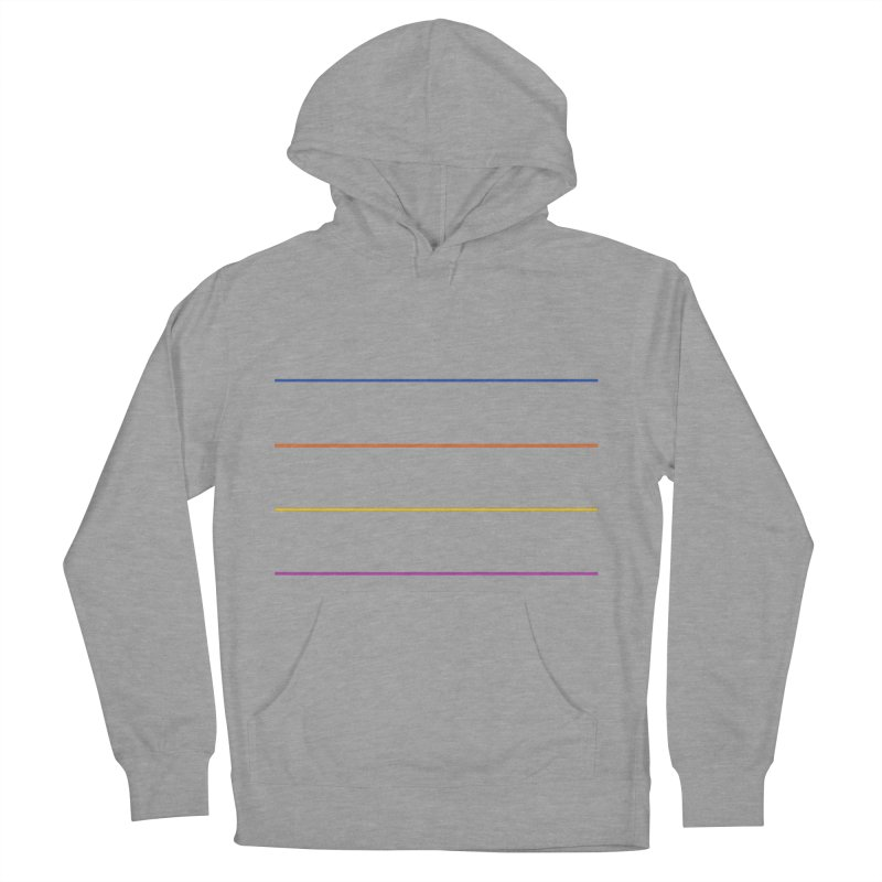 The Question Bus: No Text Logo Women's Pullover Hoody by Keir Miron's Artist Shop