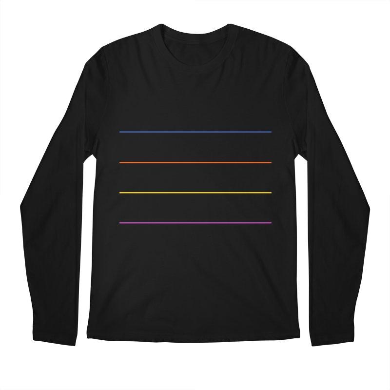 The Question Bus: No Text Logo Men's Longsleeve T-Shirt by Keir Miron's Artist Shop