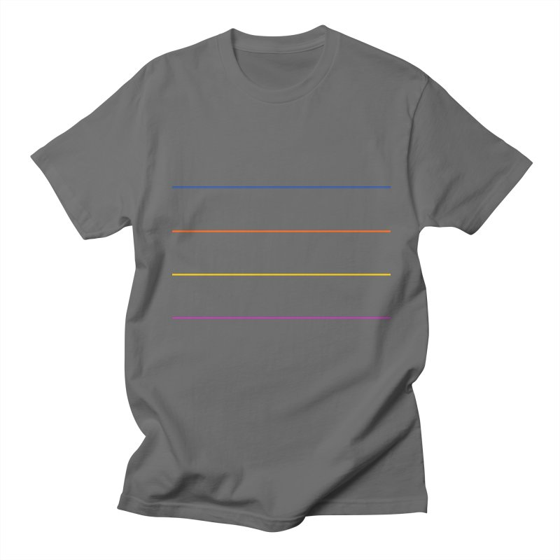 The Question Bus: No Text Logo Men's T-Shirt by Keir Miron's Artist Shop